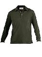 Polo-Shirt with long sleeves
